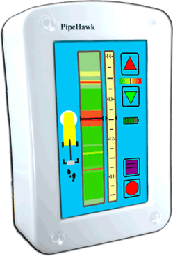 e-Safe display console